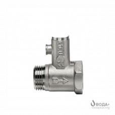 Предохранительный клапан для бойлера ITap 366 со сбросом 1/2 Х