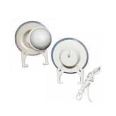 №15 Мембрана + лягушка сливная для бачка ZDM004C-B (10916)