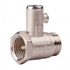 Предохранительный клапан для бойлера ICMA со сбросом 1/2 GS08 Х