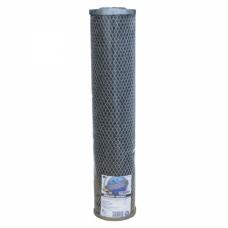 "Картридж Aquafilter FCCBL20BB-S из спеченого активированного угля с добавкой циалита, 20"" х 4 1/2"""
