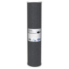 "Картридж Aquafilter FCCBL20BB из спеченого активированного угля , 20"" х 4 1/2"""