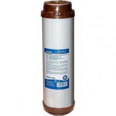 Картридж Aquafilter FCCFE для удаления из воды растворенного железа 9 7/8'' x 2 1/2''     Бх