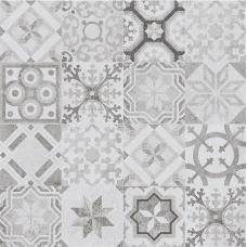 Плитка Підлога Декор Cersanit Concrete Style inserto patchwork (42х42)