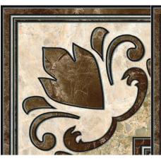 Плитка Підлога Декор InterCerama Emperador Пано ДН 66 031 (13,7х13,7)