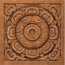 Плитка Підлога Декор InterCerama Urban Д 100 031 (6,5х6,5)