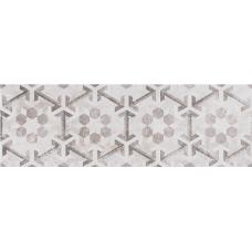 Плитка Стіна Декор Cersanit Concrete Style inserto geometric (20x60)