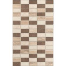 Плитка Стіна Декор Cersanit Diana decor mosaic (25x40)