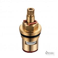 (№ 07) Кран-букса MF 1/2 керам 20шлиц, 15.5мм  1022