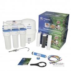 Фильтр для воды с системой обратного осмоса Aquafilter RX-RO5-75 Б