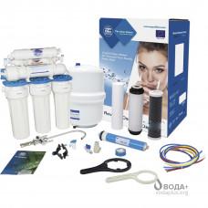 Фильтр для воды с системой обратного осмоса Aquafilter RX-RO6-75 шестиступ Бх