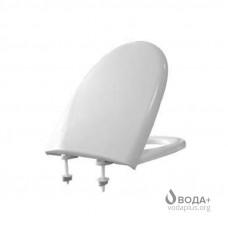 Сиденье для унитаза Мерида СУ-2 34,5*43,25см